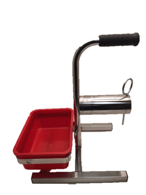 PORTABLE STRAPPING DISPENSER